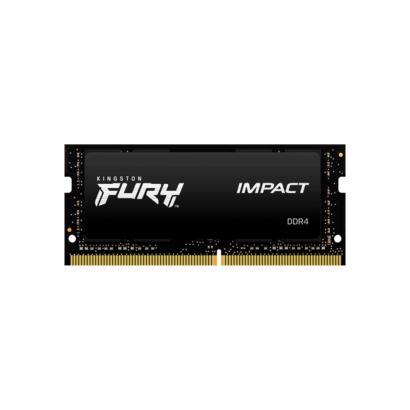 Kingston Fury Impact 16GB DDR4-2666 KF426S15IB1/16