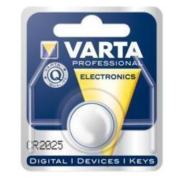 VARTA CR2025 batterij 3V