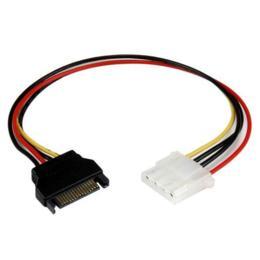 StarTech SATA naar Molex (4-pins) adapterkabel F/M 0.30m