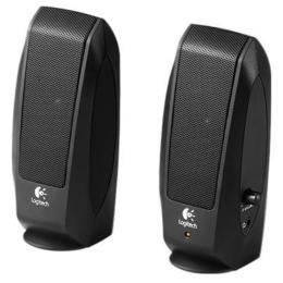 Logitech S120 2.0 speakers zwart