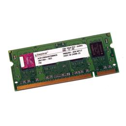 Kingston 1GB DDR2-800 Sodimm ACR128X64D2S800C6