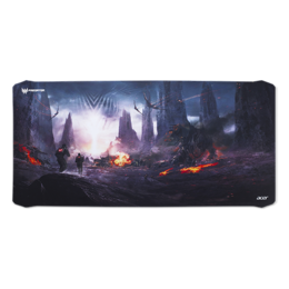 Acer Predator Gorge Battle gaming muismat XXL