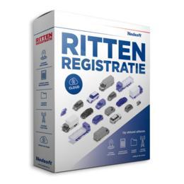 Nedsoft Rittenregistratie Cloud met tracker