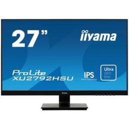 """27"""" iiyama XU2792HSU-B1 IPS 4ms D-Sub/HDMI/DP/USB Spks"""