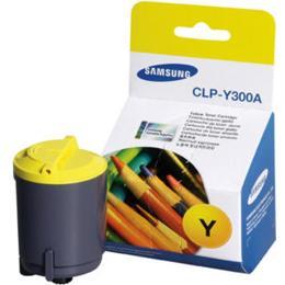 Samsung CLP-Y300A toner geel