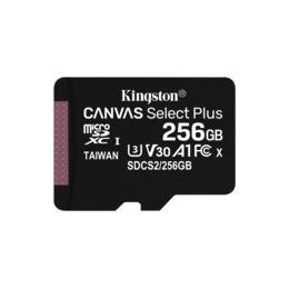Kingston Canvas Select Plus 256GB microSDXC SDCS2/256GB