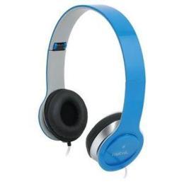 LogiLink Stereo High Quality koptelefoon blauw