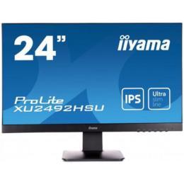 "23,8"" iiyama XU2492HSU-B1 LED IPS 4ms D-Sub/DP/HDMI Spks"