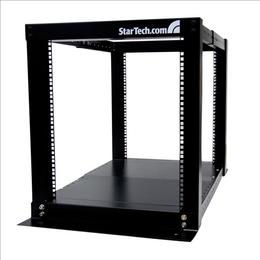 StarTech 12U Verstelbare 4 Post Open Frame Serverrack