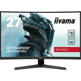 "27"" iiyama G-Master G2766HSU-B1 Curved 165Hz 1ms HDMI/DP"