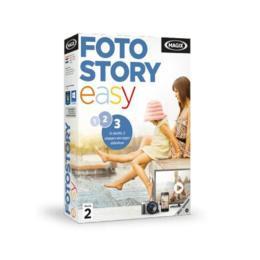 Magix Fotostory Easy versie 2 (Slideshows)