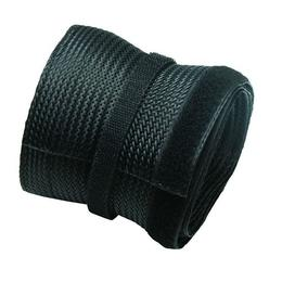 Newstar kabelsok met klittenband 2m zwart