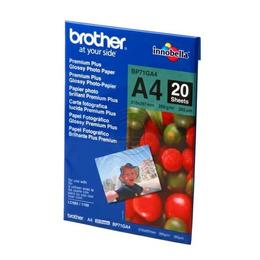 Brother Premium Plus Glossy Foto Papier - A4 (20 vel)