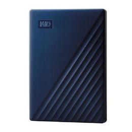 WD My Passport for Mac 5TB blauw