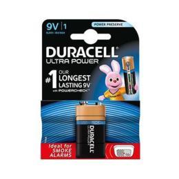 Duracell Ultra Power 9V Blok Batterij MN1604/6LR61 1 stuks