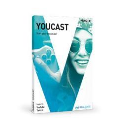 Magix Youcast - Maak je eigen broadcast