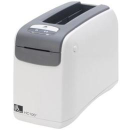 Zebra HC100 Polsband printer USB, Serieel en 10/100 LAN