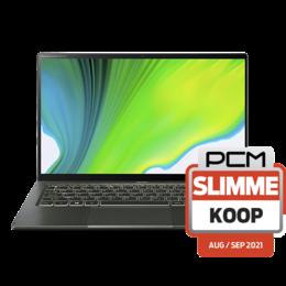 "Acer SF514-55T-55WL 14""/i5-1135G7/16GB/512SSD/IrisPlus/W10"
