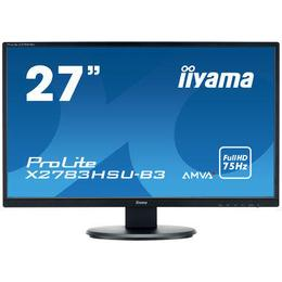 "27"" iiyama X2783HSU-B3 LED AMVA+ 4ms D-Sub/HDMI/DP Sp"