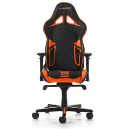 DXRacer Racing Pro R131-NO gamestoel zwart/oranje