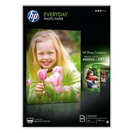 HP Everyday Glossy fotopapier A4, 100 vel, 200gr