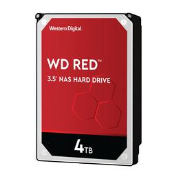 WD Red 4TB NAS harde schijf WD40EFAX