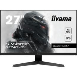 "27"" iiyama G-Master G2740HSU-B1 75Hz 1ms HDMI/DP spks"