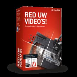 Magix Red Uw Video's! 2022 - Nieuwe versie !
