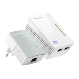 TP-Link TL-WPA4220 KIT Powerline AV600 wifi versterker kit