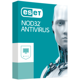 ESET NOD32 Antivirus verlenging 2 gebruikers 1 jaar