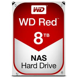 WD Red 8TB NAS harde schijf WD80EFAX