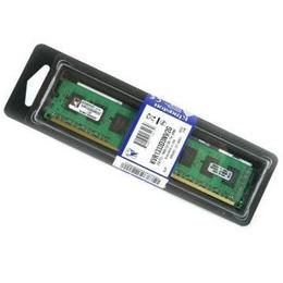 Kingston ValueRAM 2GB DDR3-1333 SingleRank KVR1333D3S8N9/2G