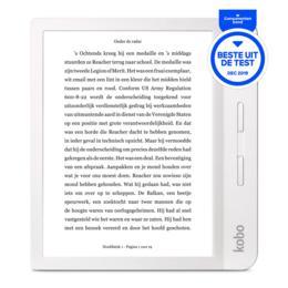 Kobo Libra H2O e-Reader wit