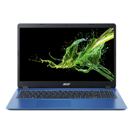 """Acer A315-56-362R blauw 15,6""""/i3-1005G1/4GB/512SSD/HD620/W10"""