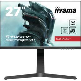 "27"" iiyama G-Master GB2770QSU-B1 0,5ms HDMI/DP/USB Spks"