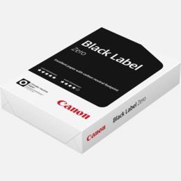 Canon Black label Zero print & kopieerpapier A4 80gr 500vel