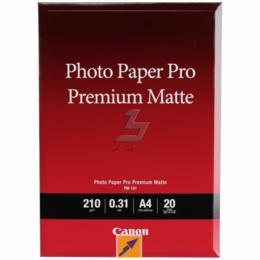 Canon PM-101 Pro Premium fotopapier mat A4 20 vel