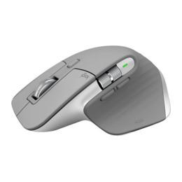 Logitech MX Master 3 draadloze muis grijs