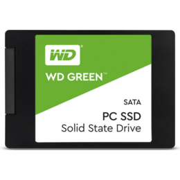 "WD Green 120GB SSD 2,5"" WDS120G2G0A"