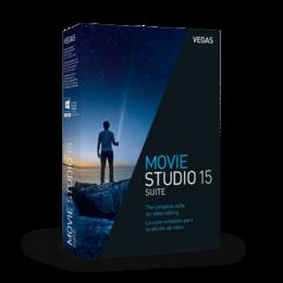 Sony VEGAS Movie Studio 15 Suite