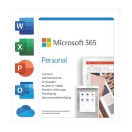 Office 365 Personal 1 gebruiker 1 jaar P6