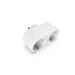 Woox Dual Smart plug slimme stekker 16A