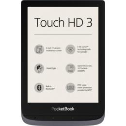 PocketBook Touch HD 3 e-Reader grijs
