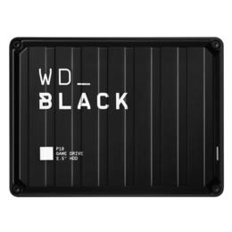 WD Black P10 Game Drive 2TB zwart