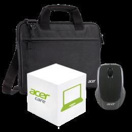 "Acer Option pack Care Gold naar 3 jaar met 14"" tas & muis"