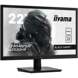 "21,5"" iiyama G-Master G2230HS-B1 0.8ms D-Sub/HDMI/DP Spks"