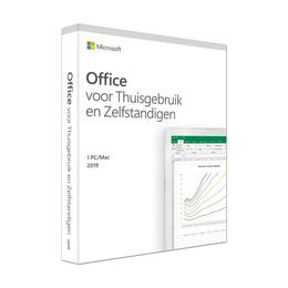 Microsoft Office 2019 Thuis & Zelfstandingen 1-PC (Download)