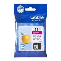 Brother LC-3211M magenta inktcartridge