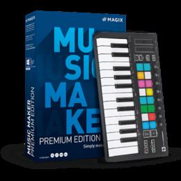 Magix Music Maker Performer edition 2021