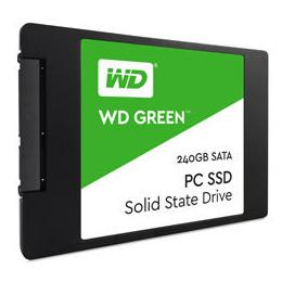 "WD Green 240GB SSD 2,5"" WDS240G2G0A"